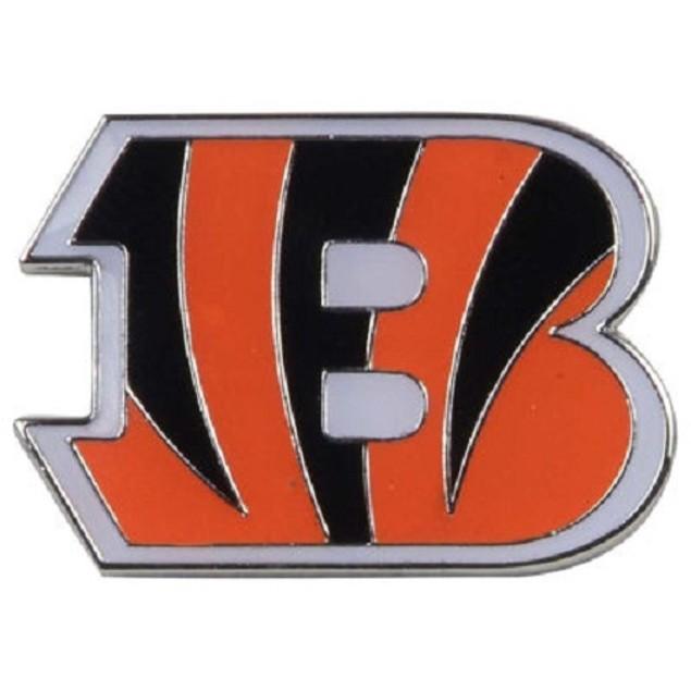 Cincinnati Bengals NFL Logo Pin