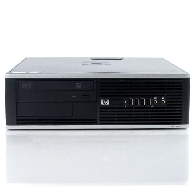 HP Elite 8000 Desktop SFF (Intel 3.0 GHz, 8GB RAM, 256GB SSD, Windows 10)