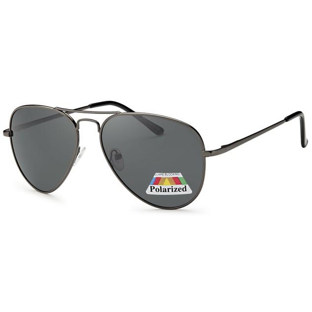 AFONiE 4-Pack Classic Fashion Polarized Aviator Lenses Sunglasses