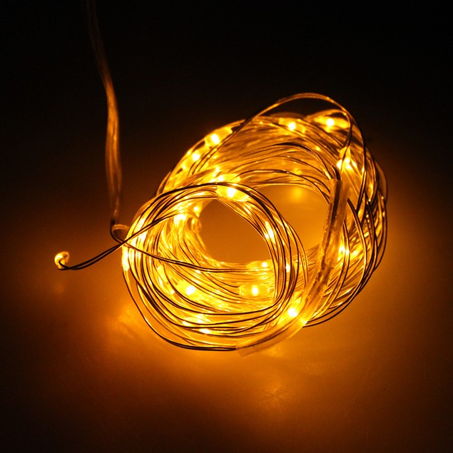 Wire Starry Light -AA Battery Operated LED waterproofLED