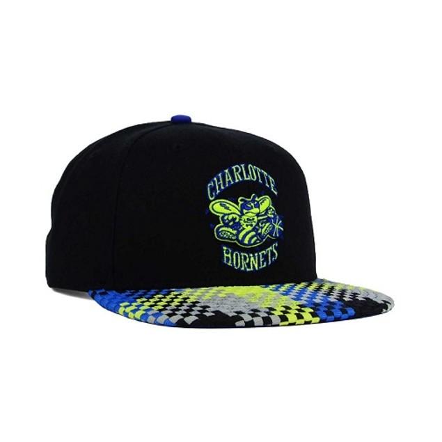 "Charlotte Hornets NBA 47 Brand ""Ruffian"" Snapback Hat"