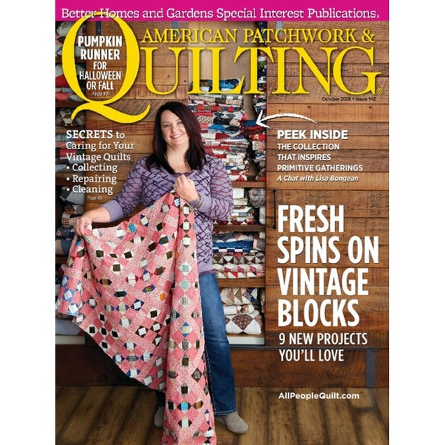 American Patchwork & Quilting Magazine Subscription