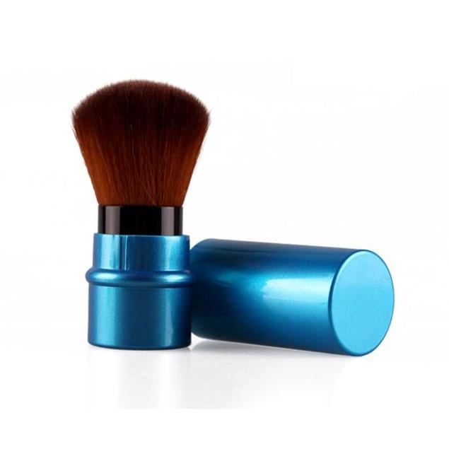 Makeup Brushes Powder Concealer Blush Contour Brush Wooden Brush