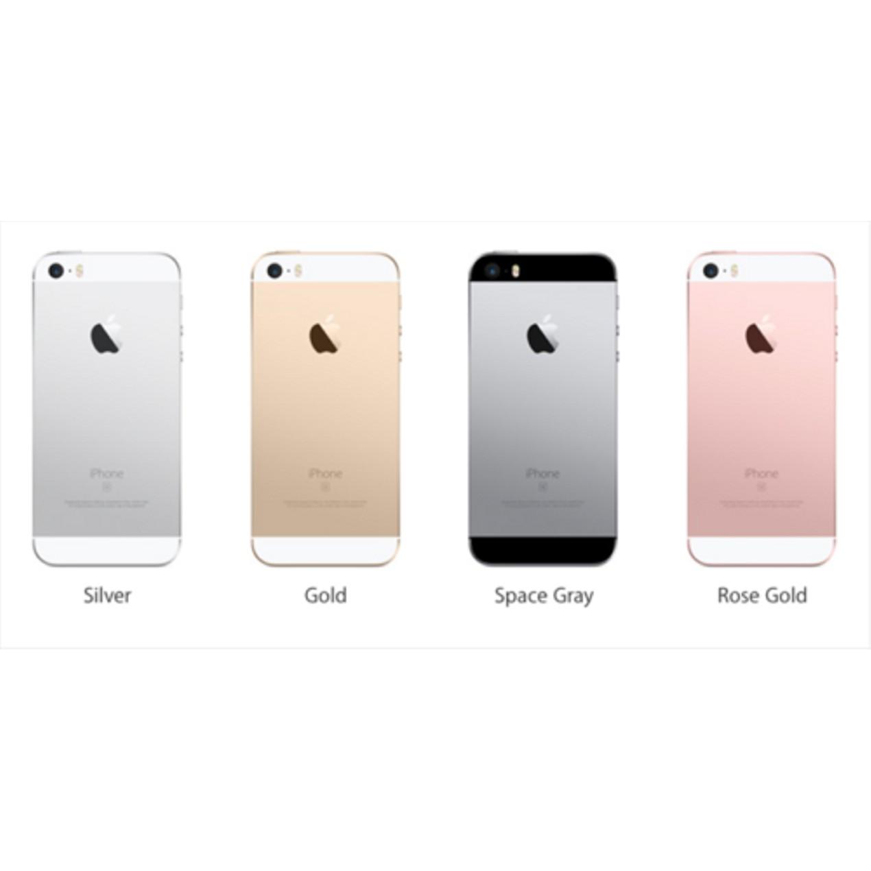 Apple Iphone Se 16gb 32gb 64gb Unlocked Black Rose Gold Silver Tanga