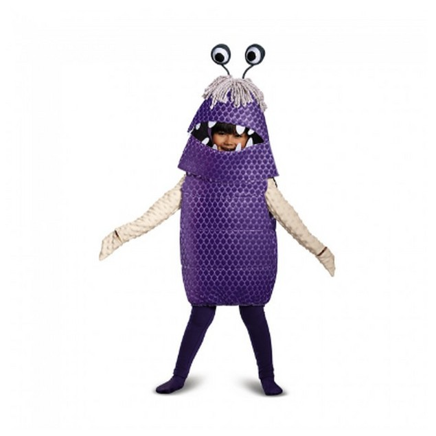 Boo Monsters, Inc. Deluxe Toddler Costume
