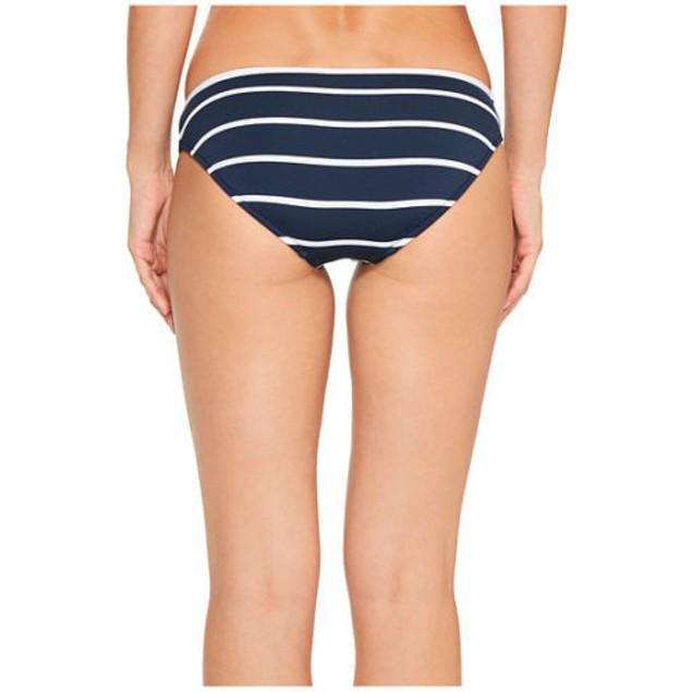 Seafolly Women's Castaway Stripe Hipster Bikini Bottom US SIZE 12