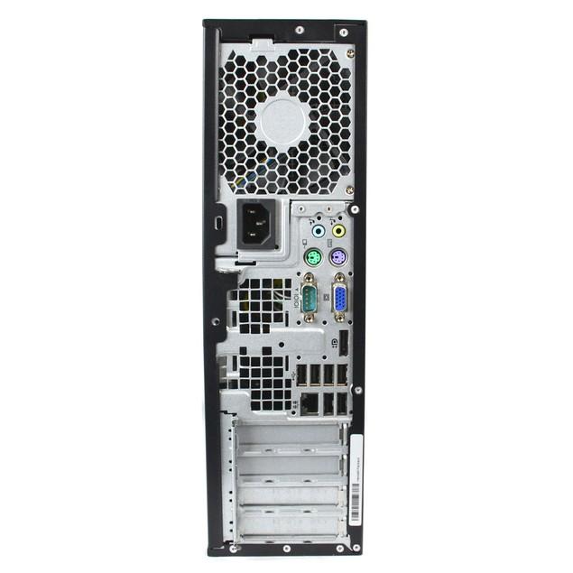 HP 8100 Desktop 8GB RAM 500GB HDD Windows 10, 19in, Keyboard, Mouse, WIFI
