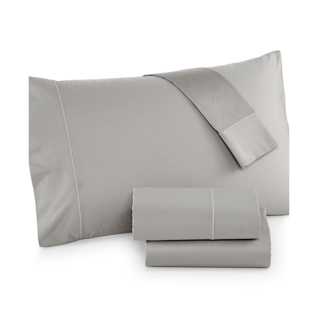 Hotel Collection Cotton Sheet Set, Soft & Comfortable Bedroom Staple, King,