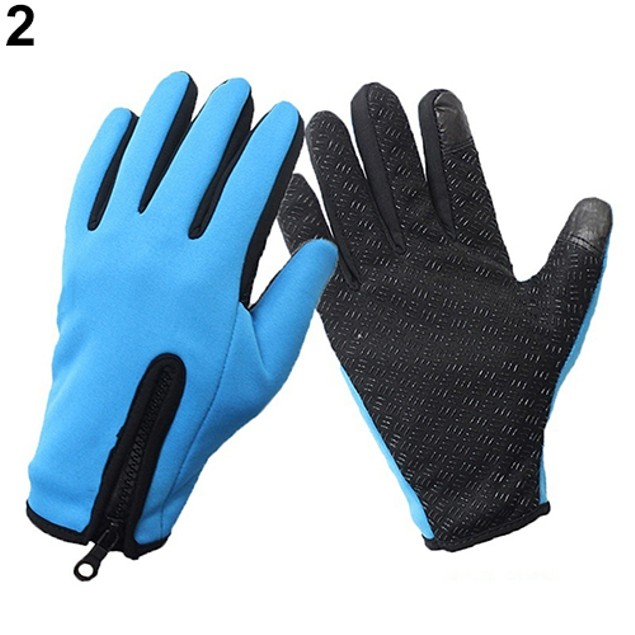 Unisex Winter Outdoor Windproof Gloves