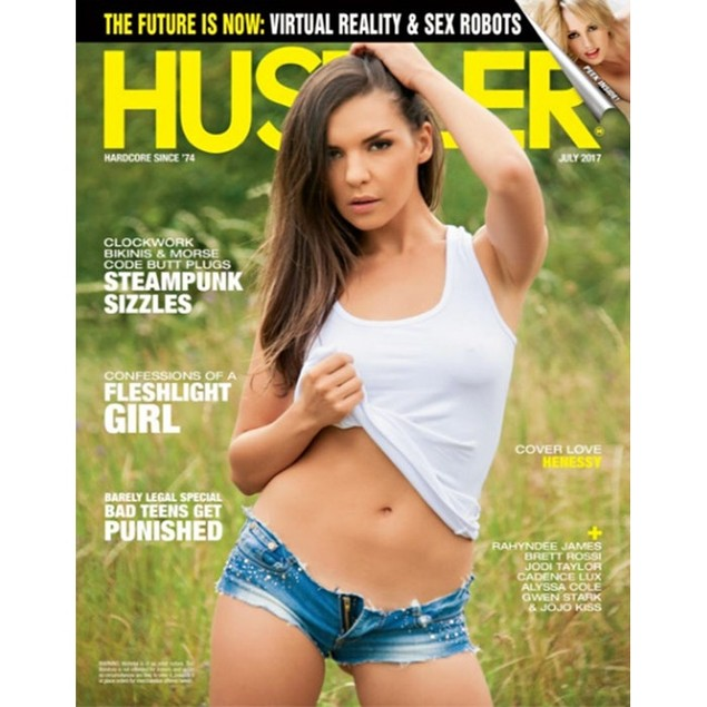 Hustler Magazine Subscription