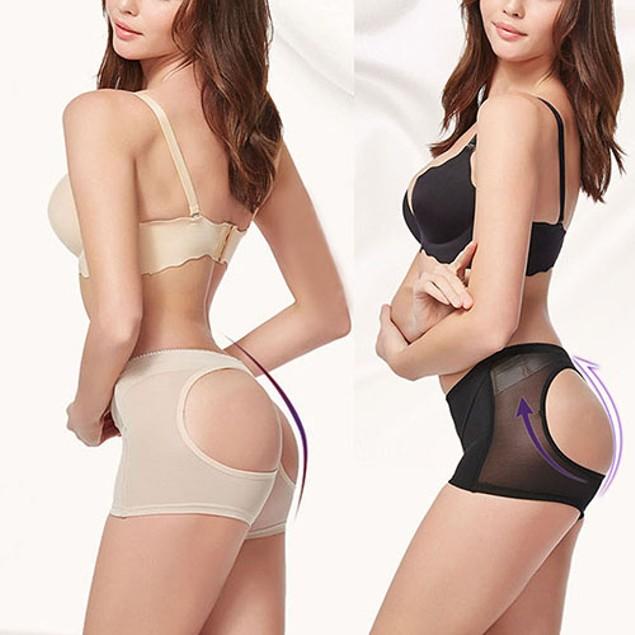 Women Sexy Body Shaper Slim Butt Enhancer Shorts