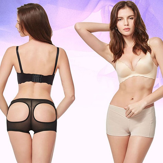 Women Sexy Body Shaper Slim Butt Enhancer Shorts