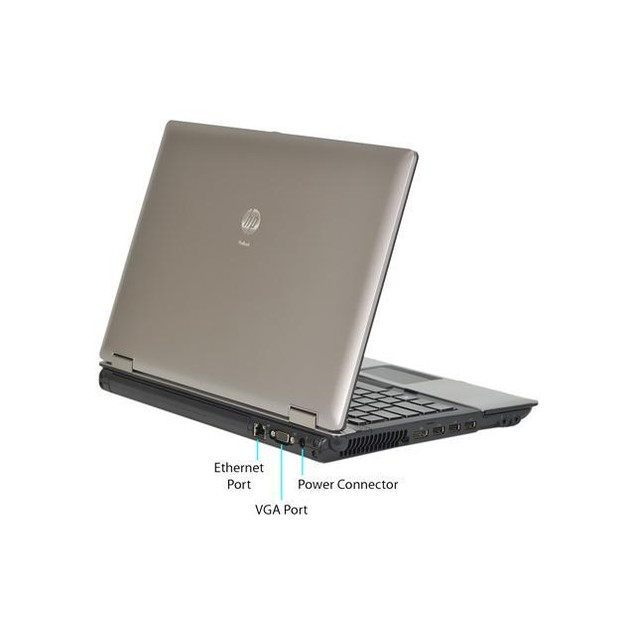 "HP 14"" ProBook 6450b Laptop (Intel 2.4 GHz, 4GB Memory, 320GB HDD)"