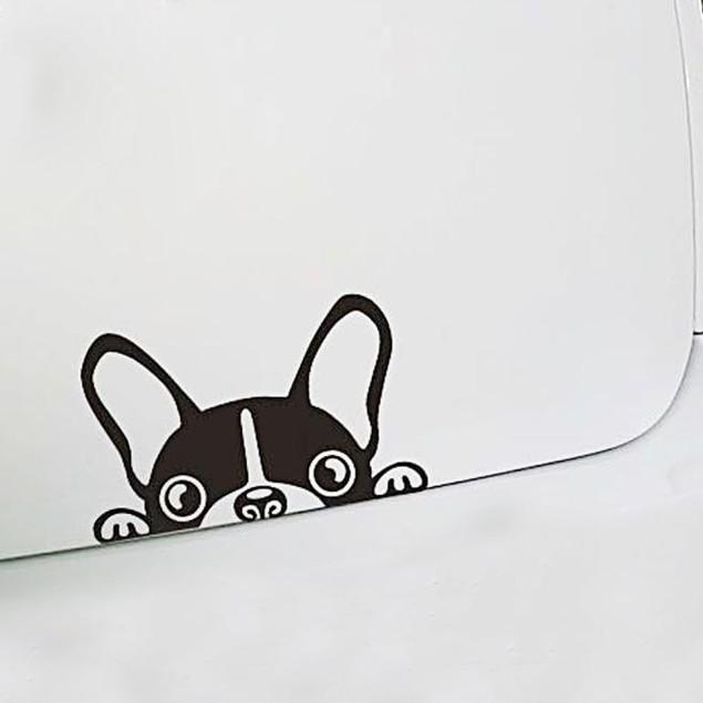 Cute Dog Waterproof Car Sticker Super Cool Car styling Decal
