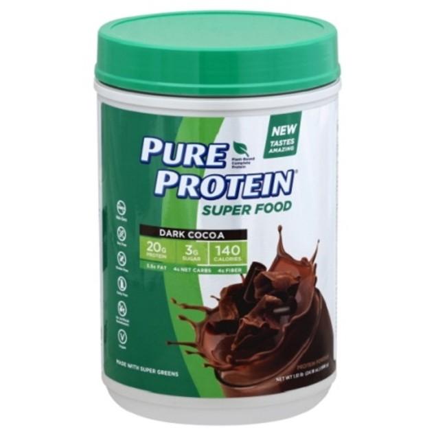 Pure Protein Super Food Dark Cocoa Powder