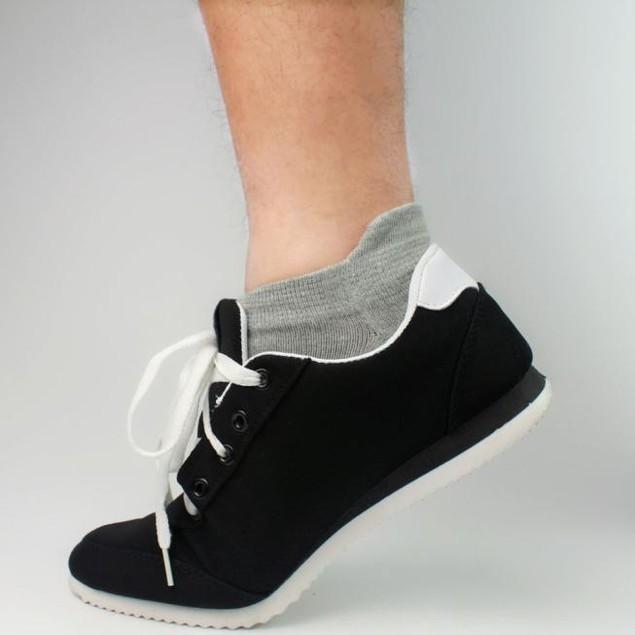 Men's Sport Non-Slip Massage Toe Socks