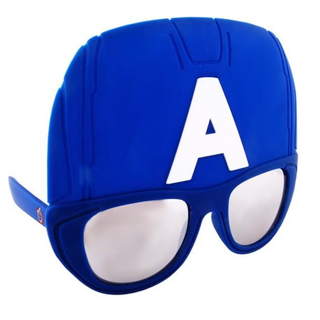 Captain America Sunstaches Marvel Officially Licensed  Comics Steve Rogers