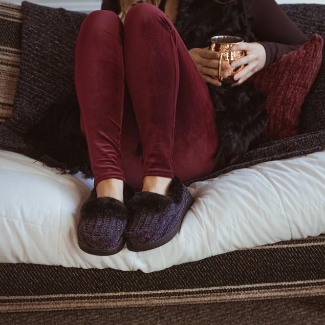 MUK LUKS ® Women's Jana Moccasin Slippers