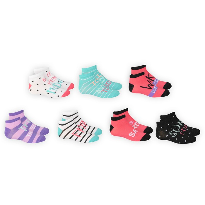28-Pairs of High Quality Girls Socks