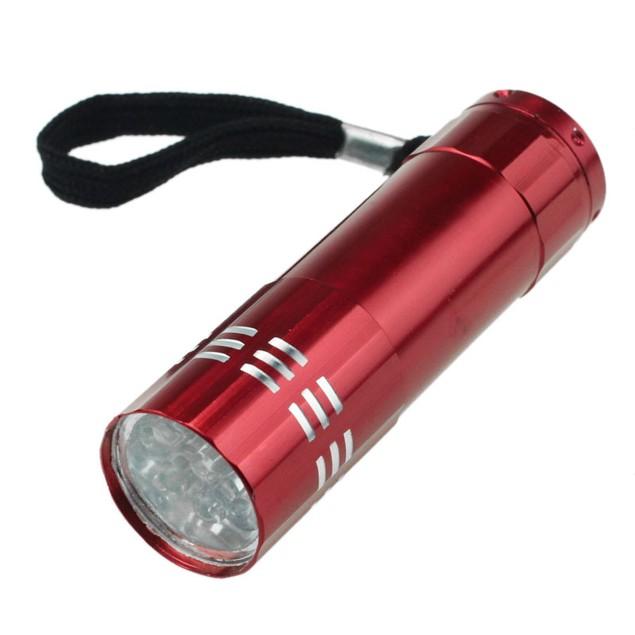 Small Light LED Waterproof Flashlight  Light Lamp