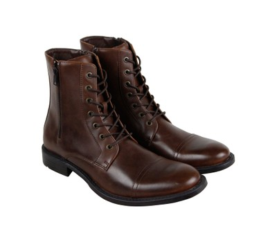 Unlisted By Kenneth Cole Mens Blind Turn Boots Tanga
