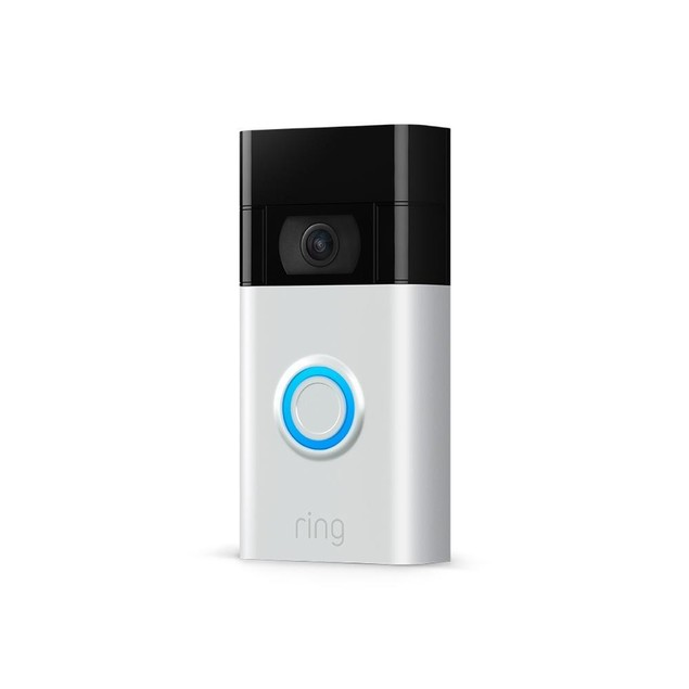 Ring Video Doorbell (2nd Gen.) with HD Video Motion Activated Alerts
