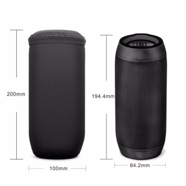 Portable Carrying Wireless Bluetooth Cases For JBL pulse2/Plus 2 Speaker