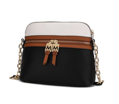 MKF Collection Karelyn Crossbody Bag by Mia K. Was: $199 Now: $29.99.