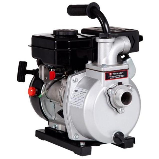 Red Lion Aluminum Water Transfer Pump 3600 GPH