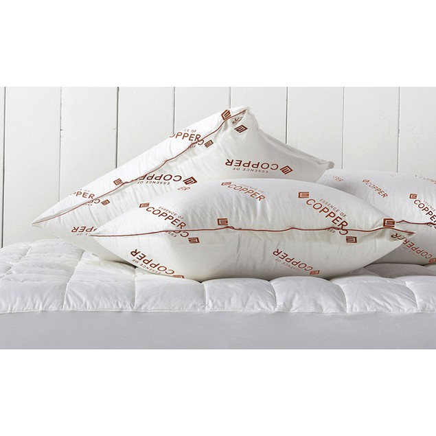 Essence of Copper - Copper Infused Jumbo Bed Pillow