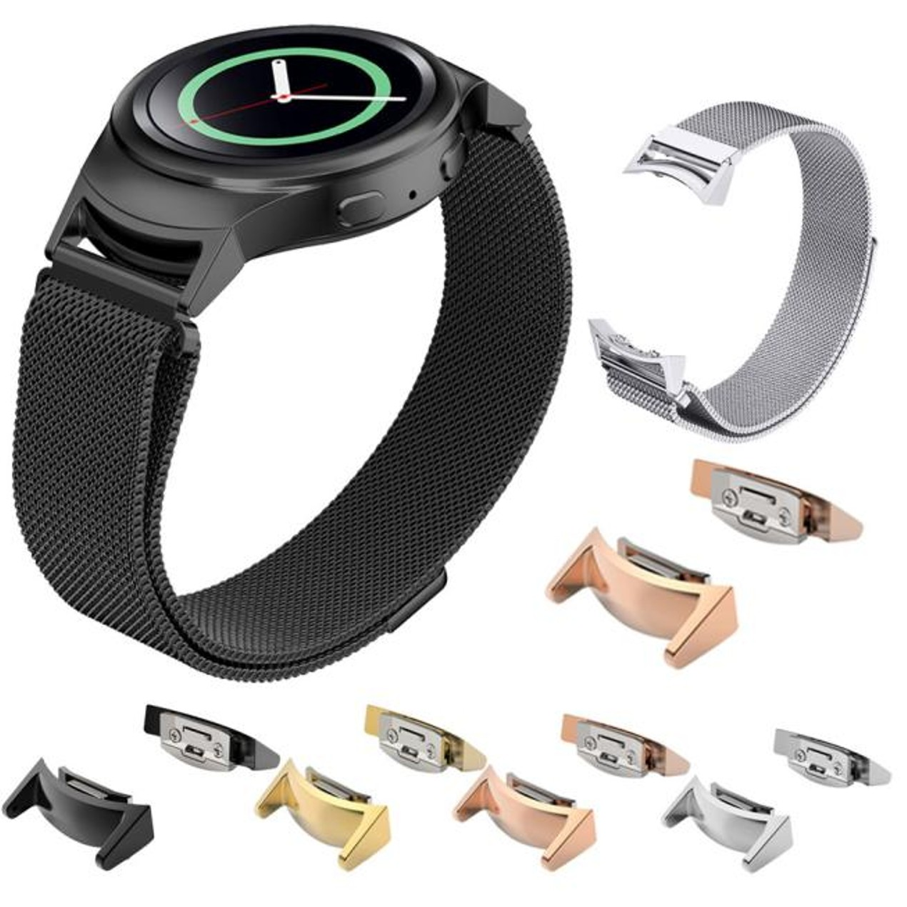 7 Easy Facts About Samsung Gear S2 Watch Bands Explained