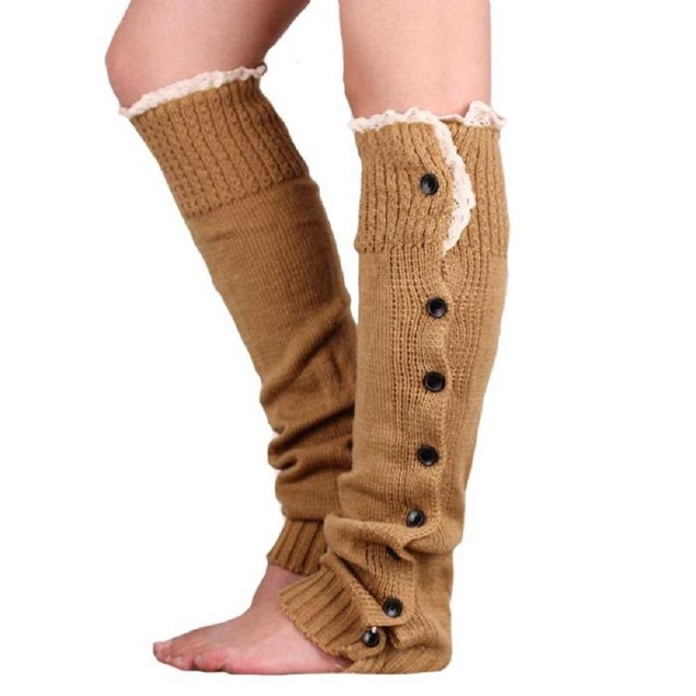 Boot Cuffs - 5 Colors