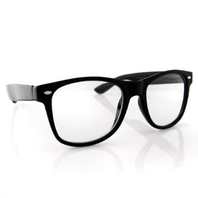 Nerdy Glasses