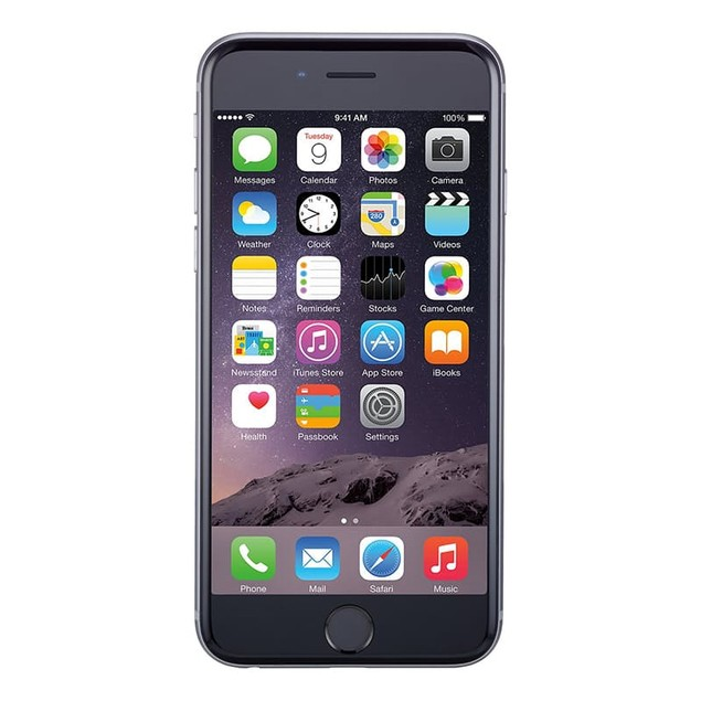 Apple iPhone 6 16GB Space Gray AT&T