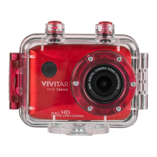 Vivitar DVR786HD-RED-WM