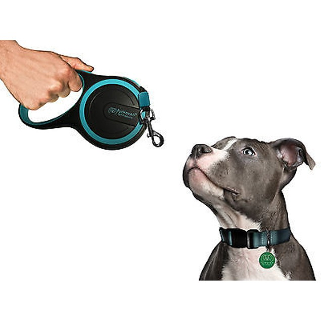 FurHaven Comfort Grip Retractable Leash