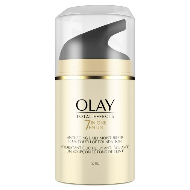 Olay Total Effects Cc Cream Total Effects Daily Face Moisturizer 50 Ml/1.7