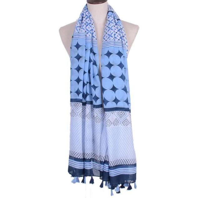 New Arrival Women Fashion Printed Satin-Silk Square Scarf Shawl
