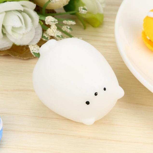 Cute Squishy Cat Squeeze Healing Fun Kids Kawaii Toy Stress Reliever Decor