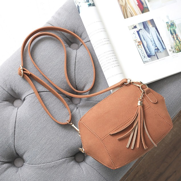 Women's Leather Hobo Crossbody Shoulder Tote