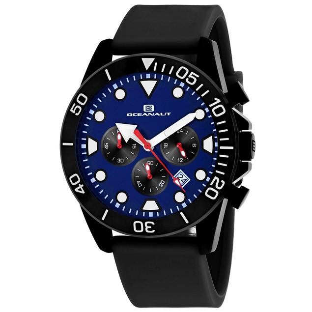 Oceanaut Men's Naval Blue Dial Watch - OC1311