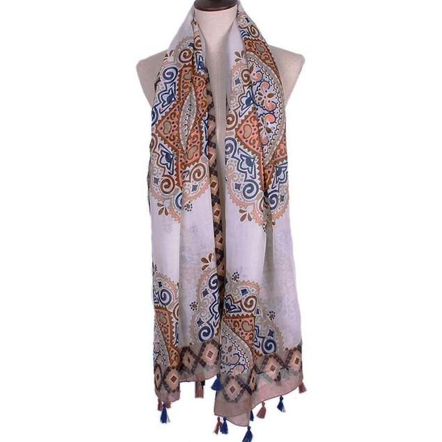 New Arrival Women Fashion Printed Satin-Silk Square Scarf Shawl B