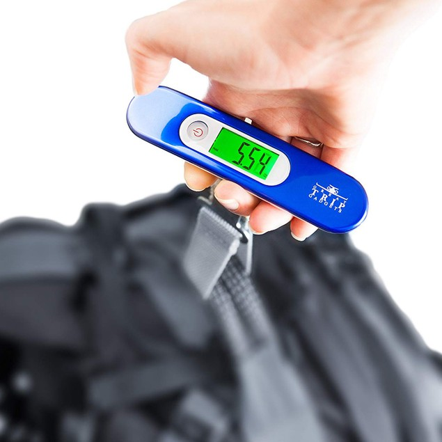 Portable Travel LCD Digital Hanging Luggage Scale Electronic
