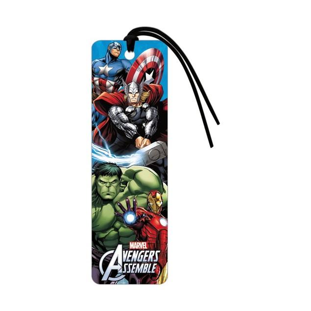 Avengers Assemble Premiere Bookmark