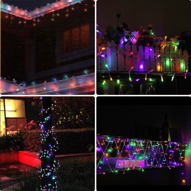 Curtain Light 224led 9.8ft*6.6ft Curtain String Fairy Led Lights
