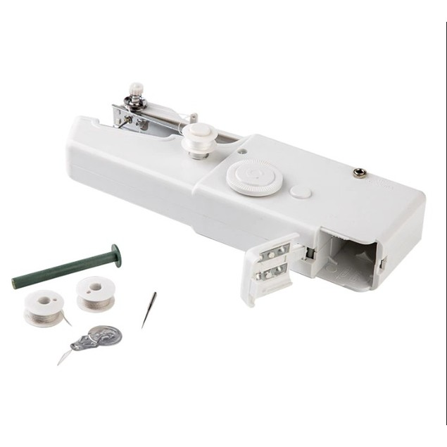 Mini Handheld Manual Sewing Machine Mini Portable Handy