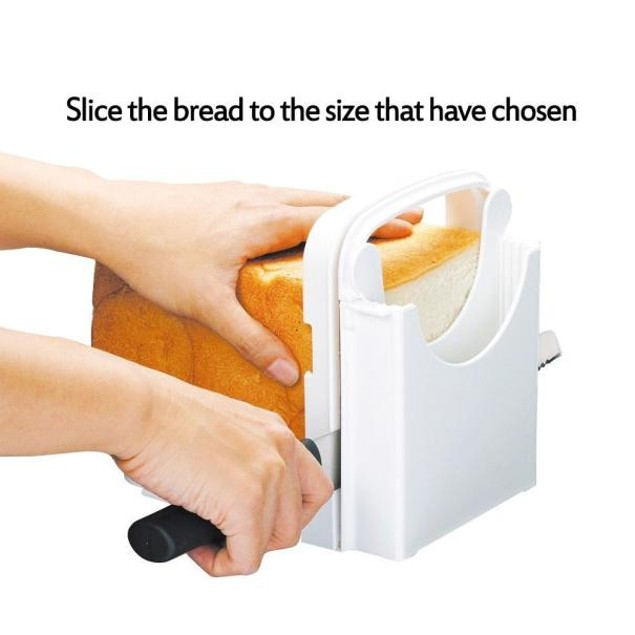 Bread Cutting Guide Thickness Adjustable Bread/Roast/loaf Slicer