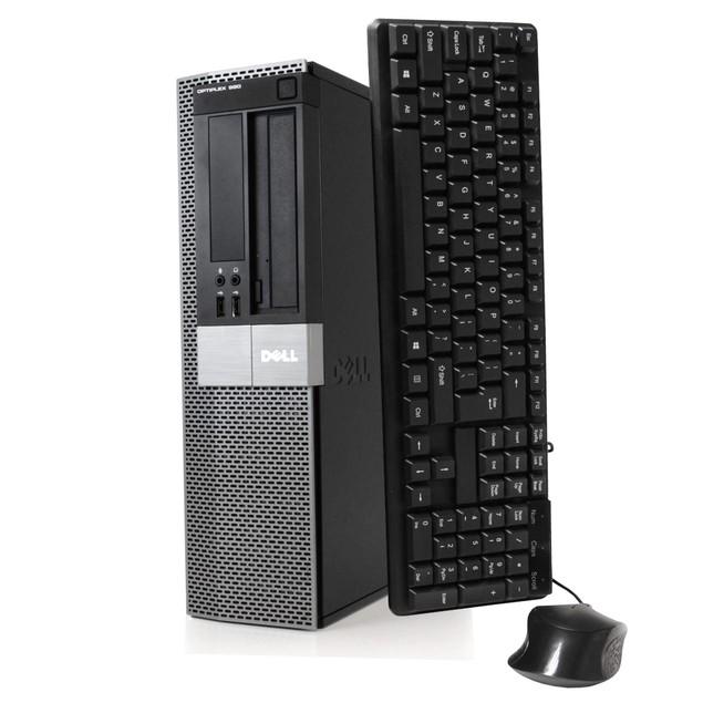 Dell 980 Desktop (Intel Core i5, 8GB RAM, 500GB HDD)