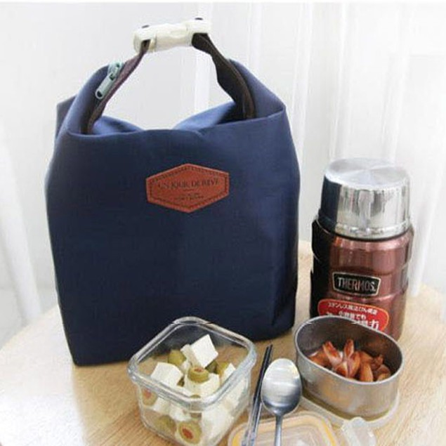 Waterproof Food Storage Bag  BOOTH Tote Portable Insulated Pouch Cooler