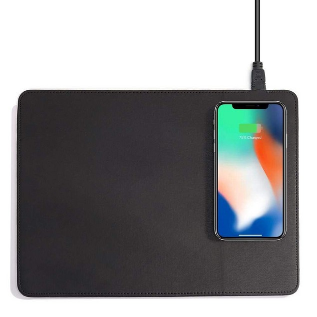 Wireless Charging Mouse Pad 10W